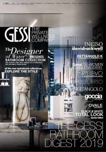 GESSI Digest Bathroom 2019